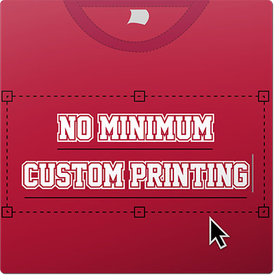 No Minimum Printing Services