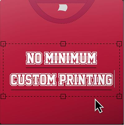 Ann arbor tees a world class custom print shop out of for No minimum t shirt printing