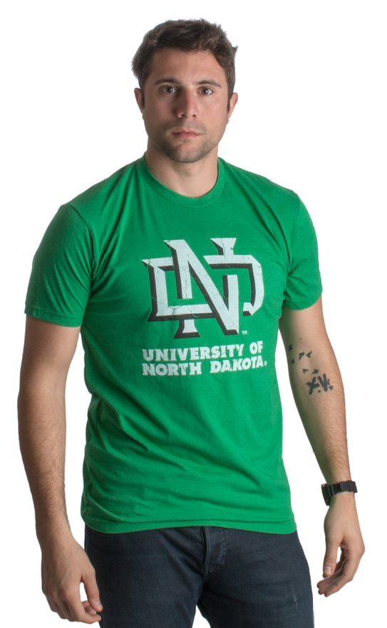 Univeristy of North Dakota t-shirt