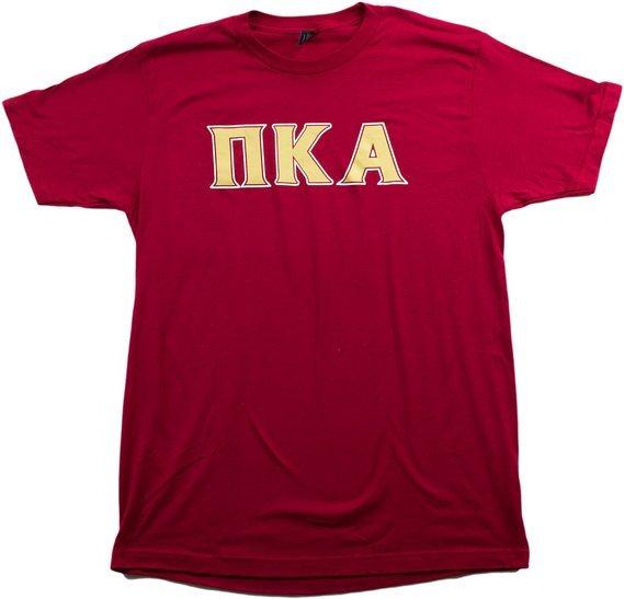 Pi Kappa Alpha t-shirt