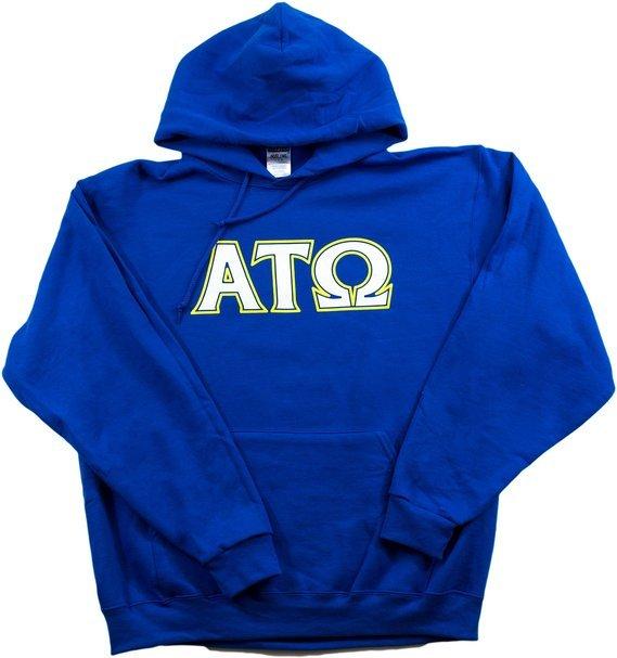 Alpha Tau Omega pullover sweatshirt