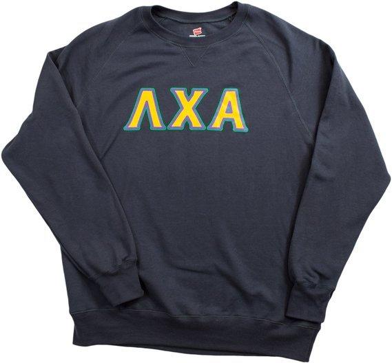 lambda chi alpha apparel