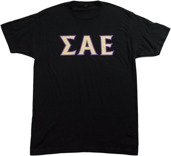 Sigma Alpha Epsilon t-shirt
