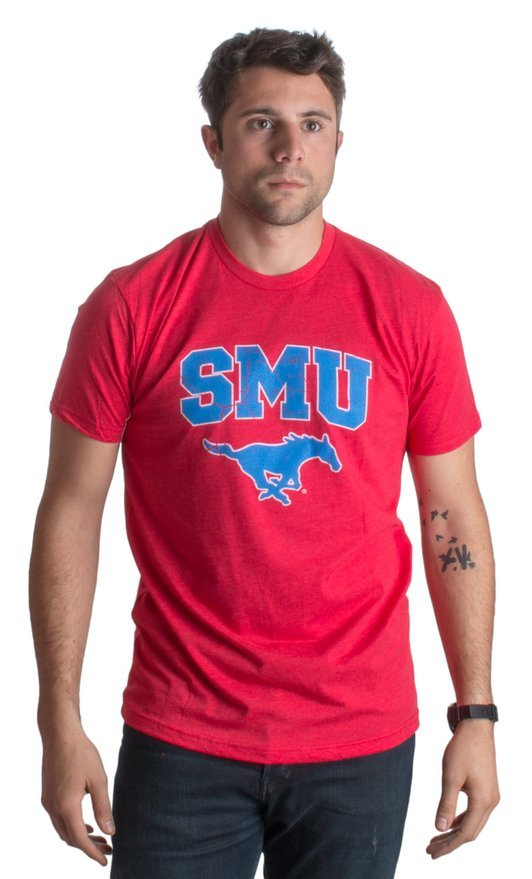 southern methodist university t-shirt